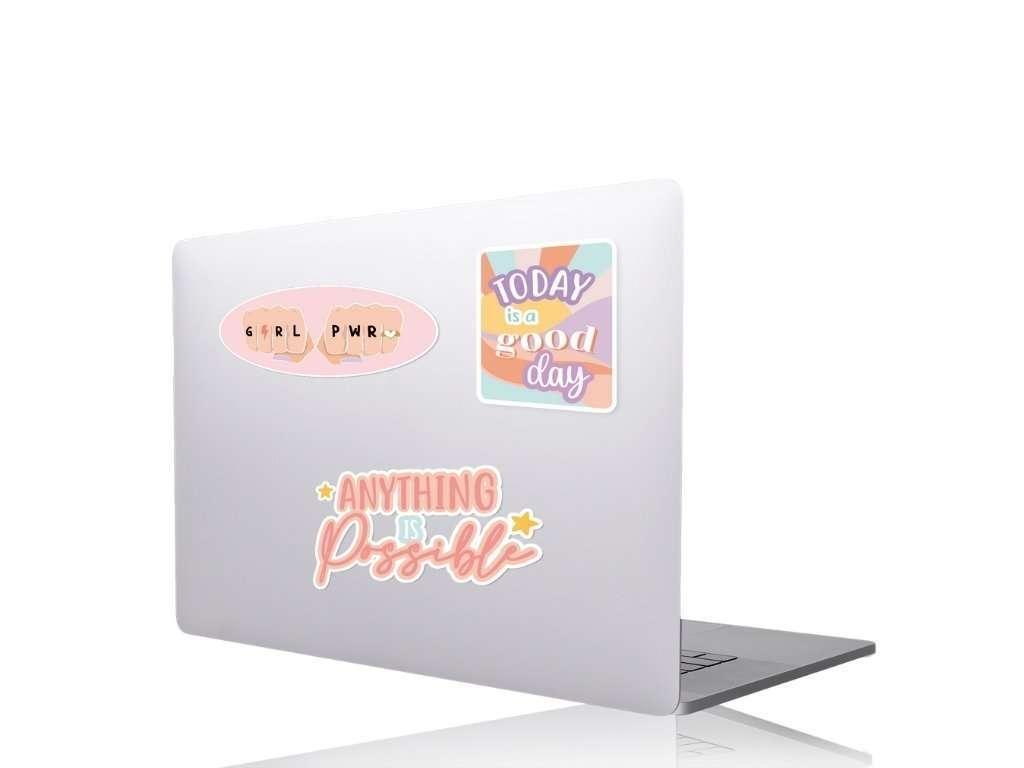 Sticker para computadora en vinil