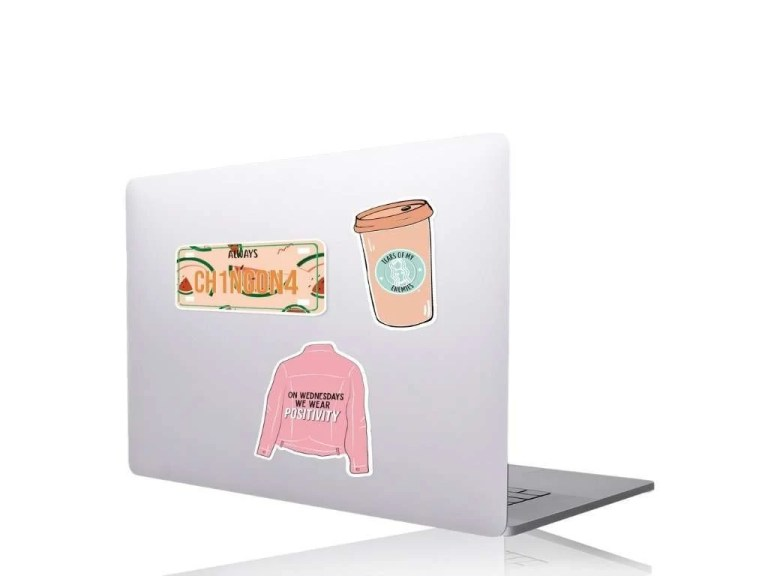 Stickers para compu de vinil