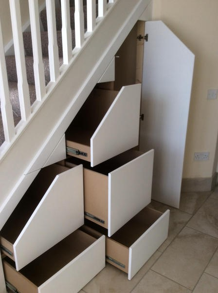 Fitted Under Stairs Storage Ore Tek Group