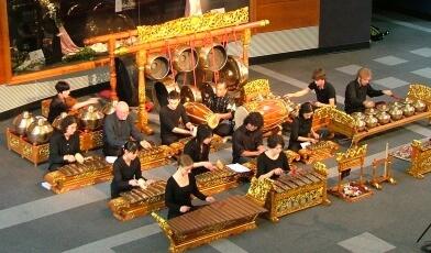 Découverte et pratique du gamelan (percussions balinaises) : dimanche 20 septembre 2015