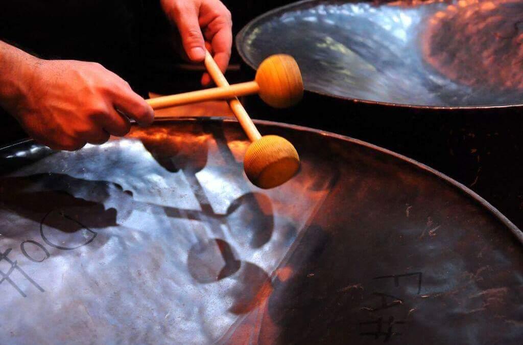 Atelier d'initiation au steel-drum