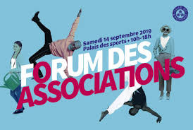 Forum des associations 14 septembre 2019
