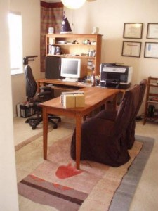Office after organizing