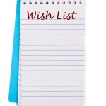 How (and Why) to Organize Your Wish List