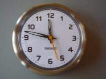 clock medium sized