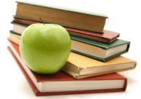 apple & books