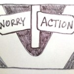 What are you worried about? Don't worry; take action!