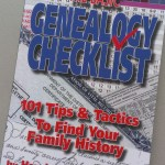 The Basic Genealogy Checklist