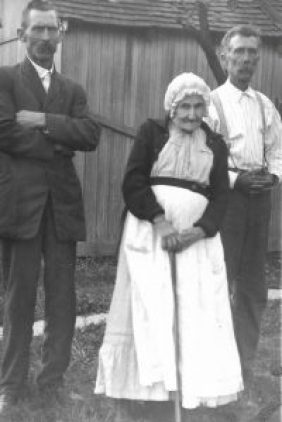 My 2nd great grandmother