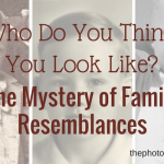 The mystery of family resemblances: Who you think you look like?