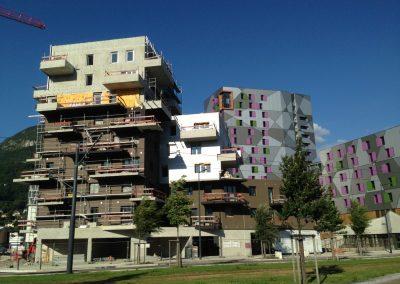 Projet Presqu'île à Grenoble