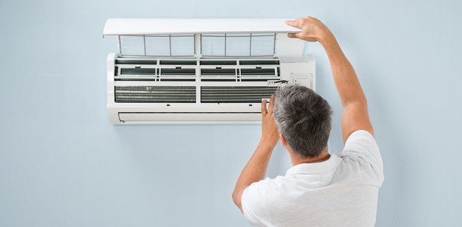 fix air conditioning