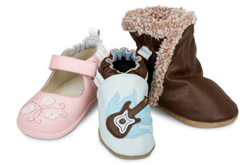 Robeez Shoes Product Review