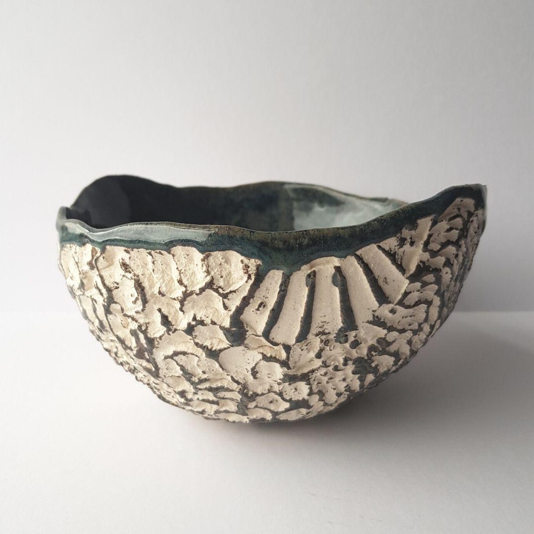 ceramic pottery bowl