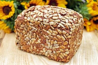 Bread Organic Bread Grains Whole Wheat Bread
