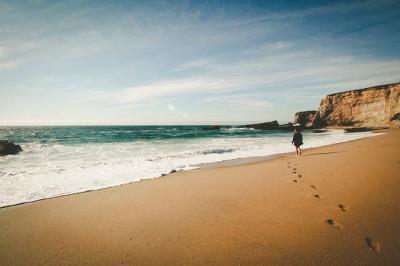 traveling leave a lighter footprint