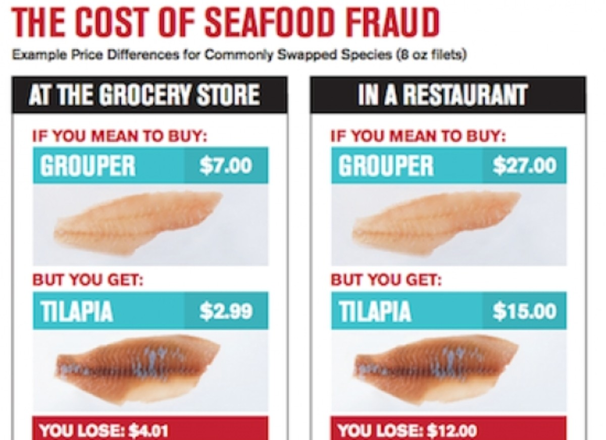 Fish Prices Dupe Customers Scammed By Bait And Switch