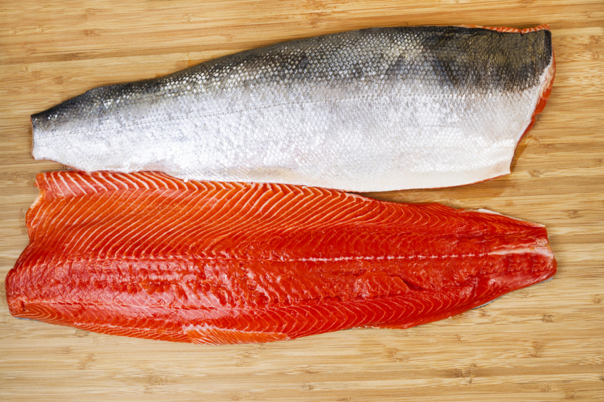 "Your ""Wild"" Salmon Might Be Farmed Salmon After All - Organic ..."