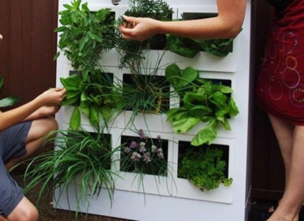 indoor gardens apartment design 5 Innovative Indoor Garden Designs - Organic Authority