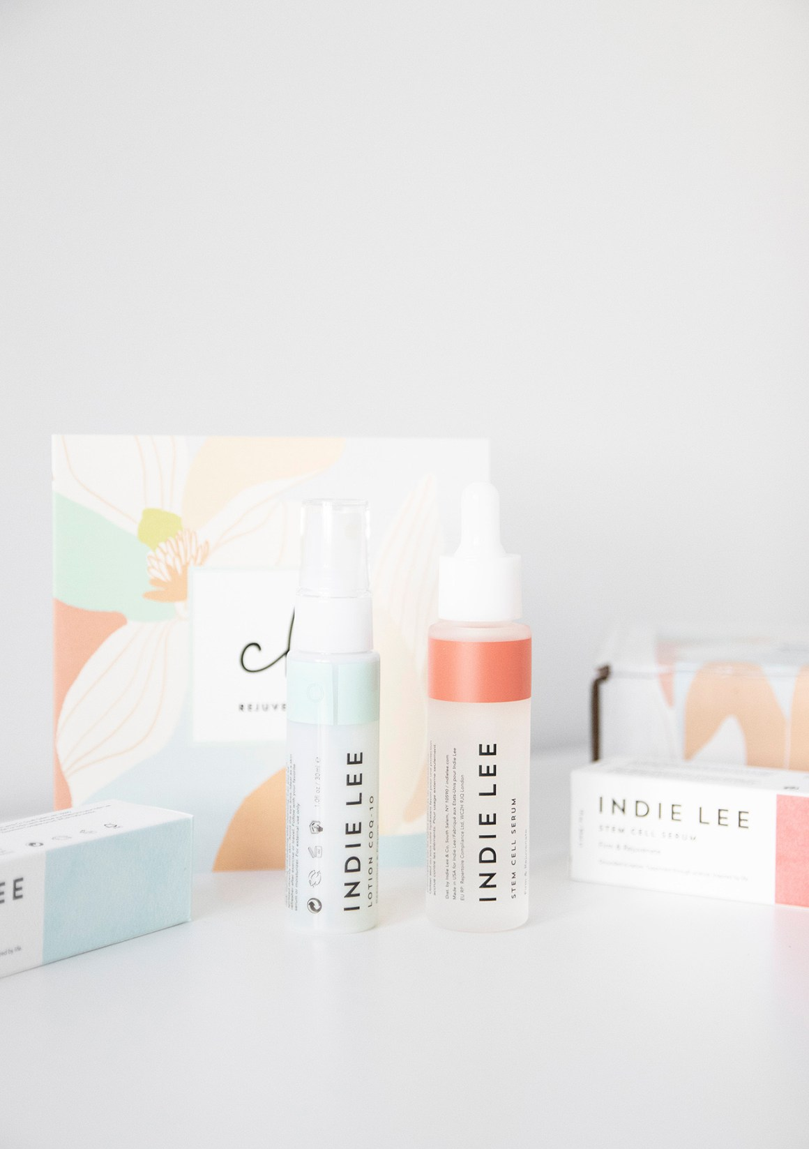 Clean Beauty Box Indie Lee