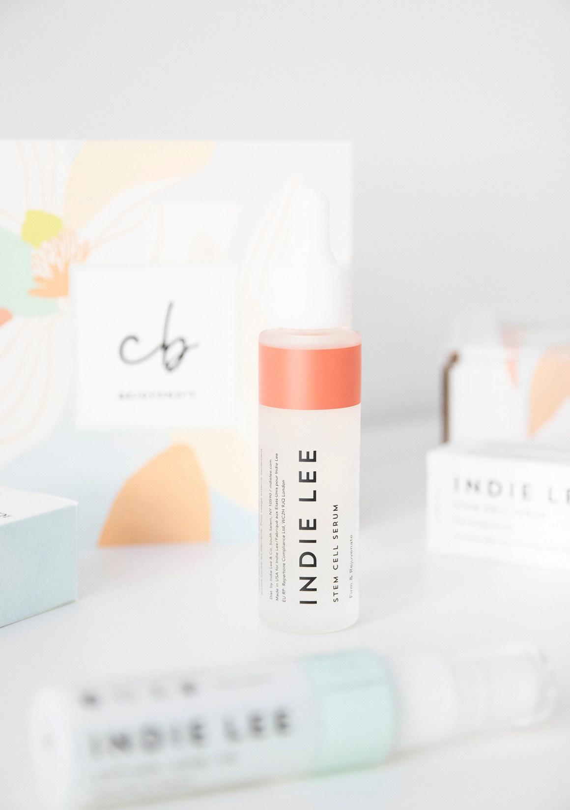 Indie Lee Stem Cell Serum Clean Beauty Box