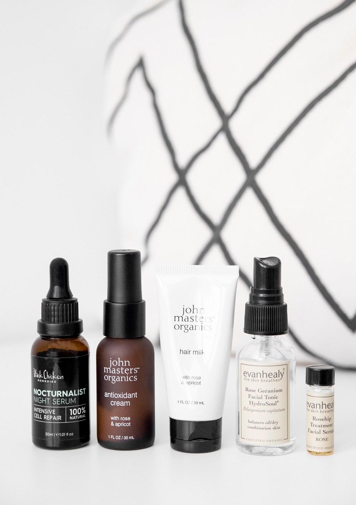 Organic Beauty Empties 2021 02