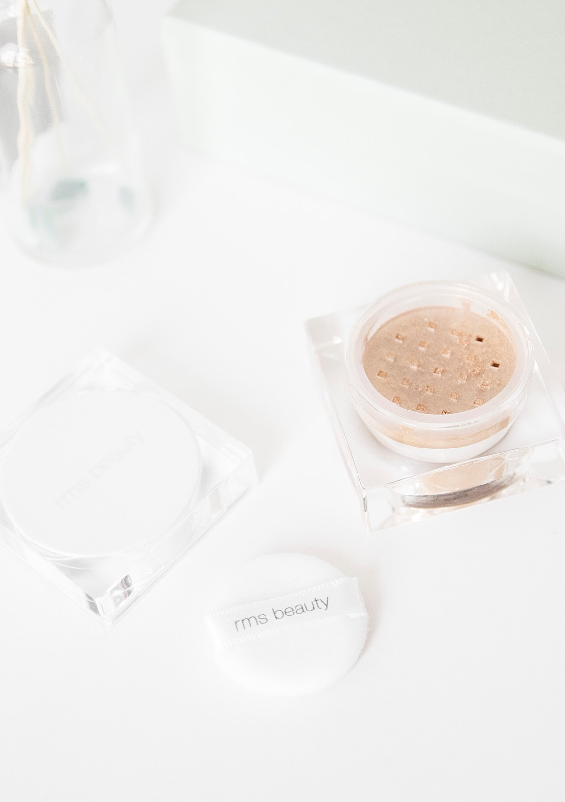 RMS Beauty Living Glow Face Body Powder