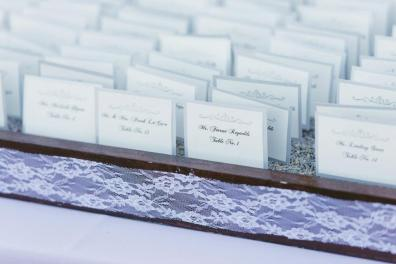 Escort Card Boxes