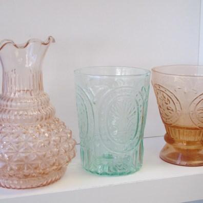 Delicate Vintage Vases