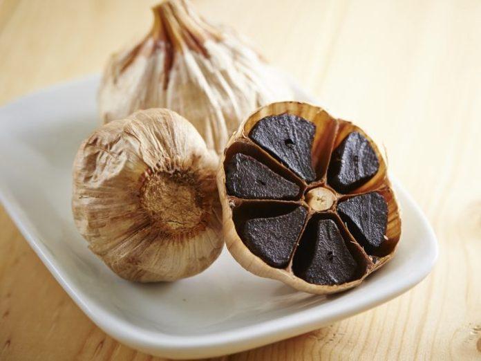 Image result for Black Garlic