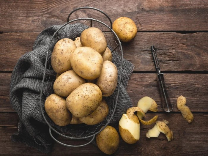 potato - ZIJN AARDAPPELEN GROENTEN OF FRUIT?