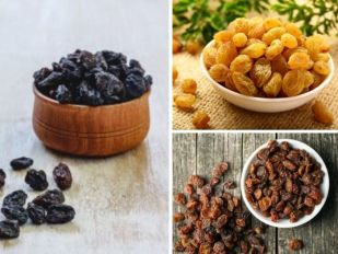 What's The Difference Between Raisins, Sultanas & Currants