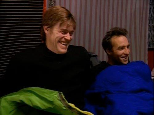 John Lurie & Willem Dafoe