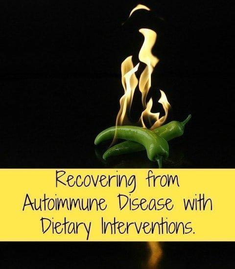 diet help for autoimmune disease