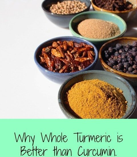 turmeric vs turmeric curcumin