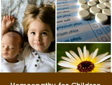 homeopathy for children