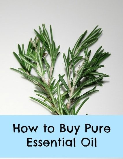 how to buy pure essential oil