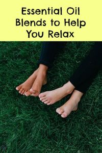 relaxing essential oil blend recipes