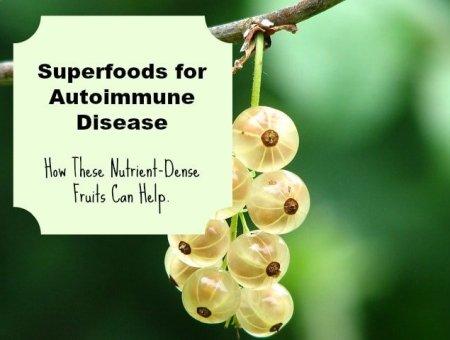 Superfoods for autoimmune disease