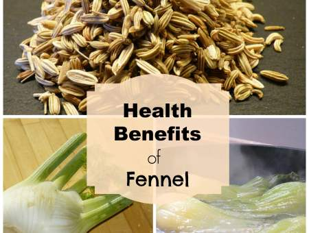 medical uses for fennel