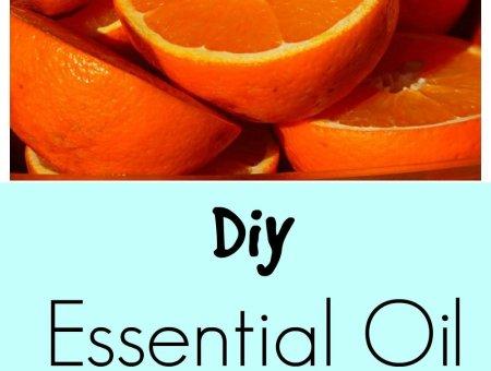 Christmas essential oil blend recipe