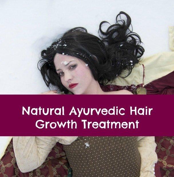Ayurvedic remedy for hair growth