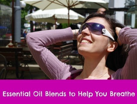 essential oils to help sinuses