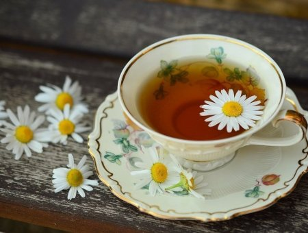 health benefits drinking herbal tea