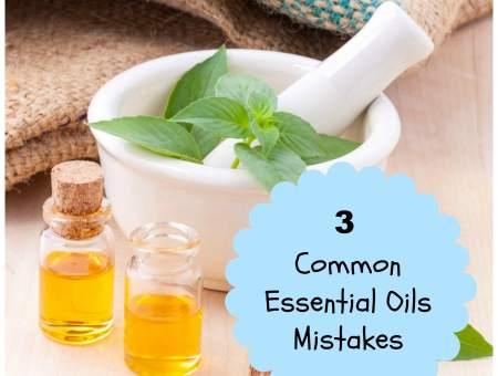 essential oil uses precautions