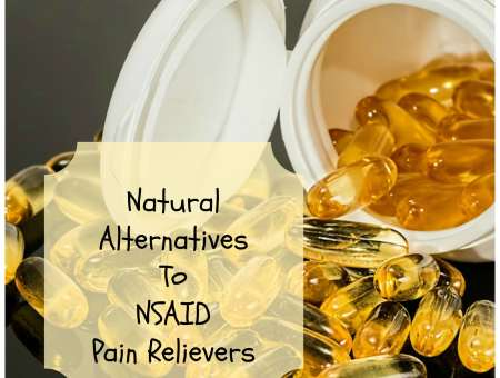 alternative to NSAID pain reliever