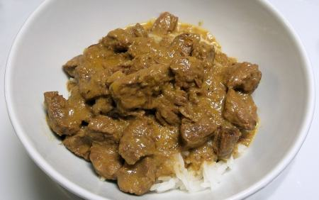 how to make dairy free beef stroganoff
