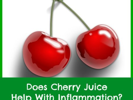 cherry juice for inflammation