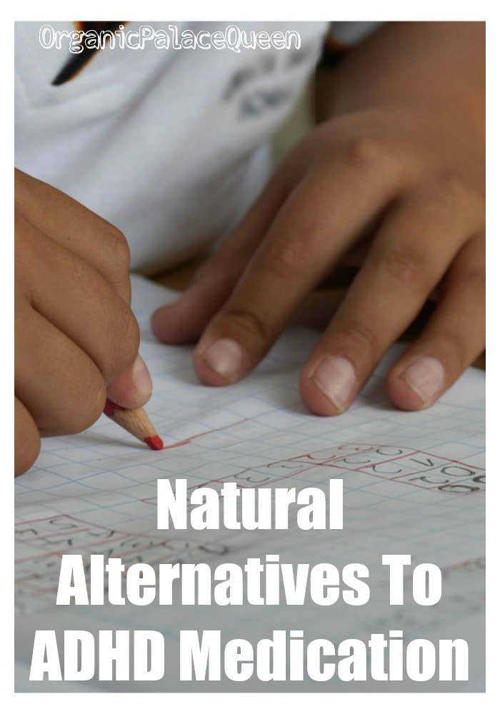 Natural alternatives to ADHD medications