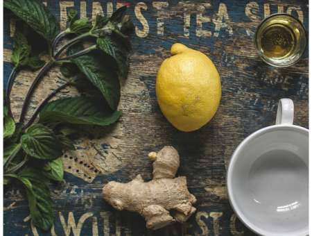 herbal tea for stiffness